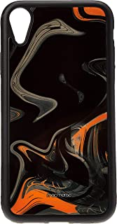Macmerise IPCIXRTSM3160 Black Orange - Tough Case for iPhone XR - Multicolor (Pack of1)