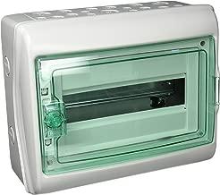 Electraline 60436 Coffret IP 44 avec porte 8 modules