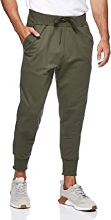 BodyTalk Men's BDTKM PANTS+RIB_ Relaxed Sports Cut Sweatpants