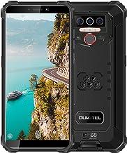 OUKITEL WP5 (2020) Rugged Cell Phones Unlocked Android 10 Smartphone 8000mAh Battery Triple Camera 4 LED Flashlights 4GB+3...