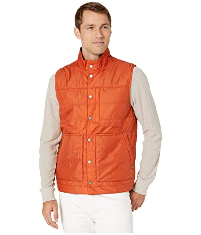 Mountain Khakis Triple Direct Vest (Terracotta) Men