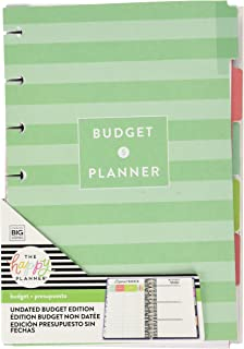 Me & My Big Ideas MONM-03 The Happy Planner Mini Extension Pack - Budget