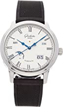 Glashutte Original Senator Mechanical (Automatic) Silver Dial Mens Watch 100-02-22-12-04 (Certified Pre-Owned)