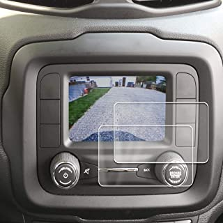 jeep renegade touch screen