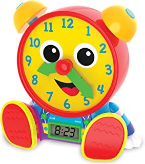 The Learning Journey Telly Jr. Teaching Time Clock (PRIMARY)