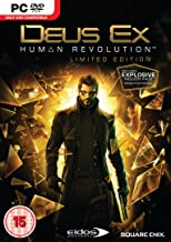 Deus Ex Human Revolution Limited Edition w/Explosive Mission Pack