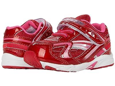 Tsukihoshi Kids B.Glitz (Toddler) (Red/Pink) Girl