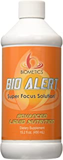 Bio Alert - Super Focus Solution 15.2 Fl. Oz.