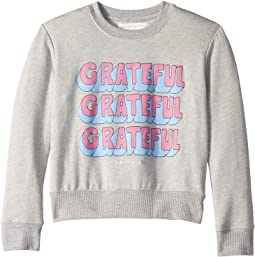 Grateful Classic Crew Neck (Toddler/Little Kids/Big Kids)