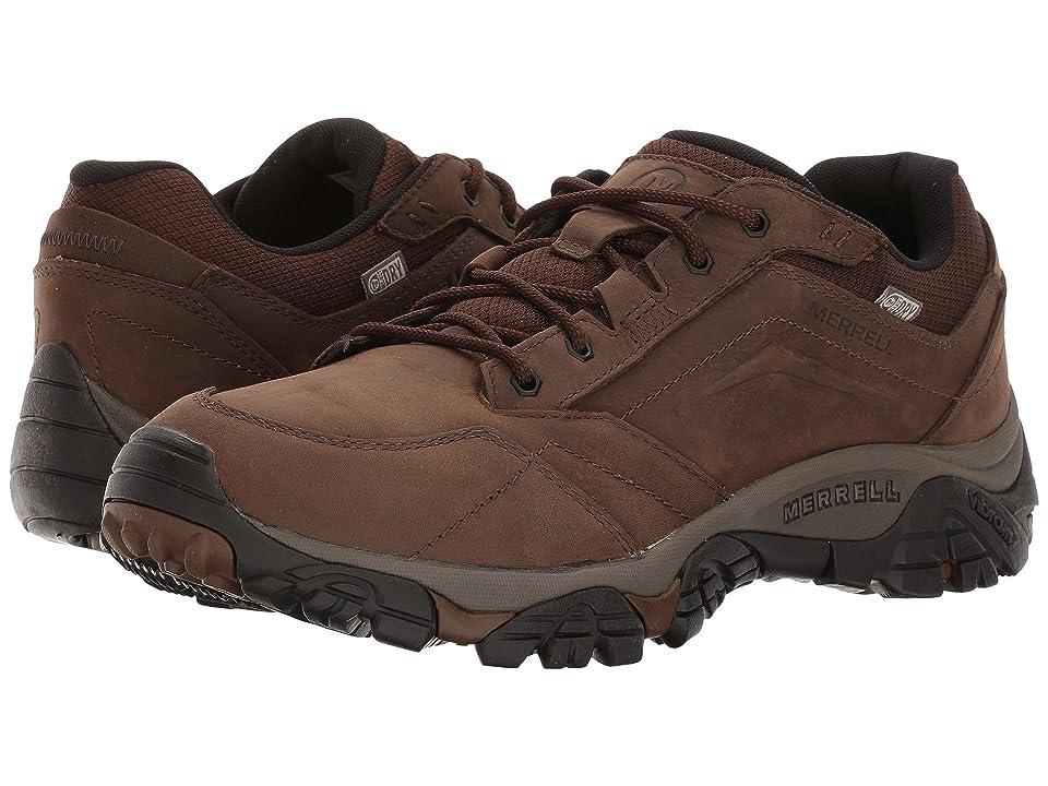 Merrell Moab Adventure Lace Waterproof (Dark Earth) Men's Shoes