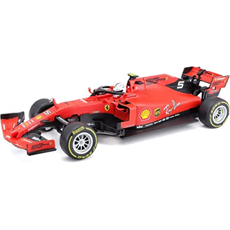 Maisto Vettel 82353 Ferrari - Coche teledirigido