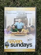 Seven Sundays Filipino Dvd