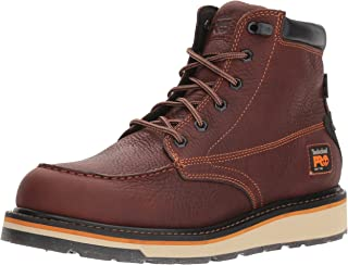 Men's Gridworks Moc Soft Toe Waterproof Industrial Boot
