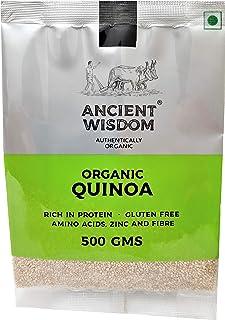 Ancient Wisdom Organic Quinoa 500 GMS