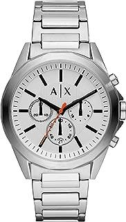 Armani Exchange orologio uomo Harper 44mm cronografo acciaio AX2624