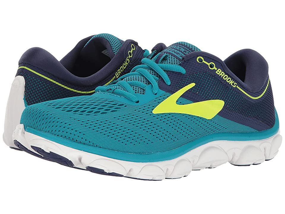 Brooks Anthem (Blue/Navy/Lime) Women