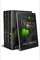 The Hidden Saga: Beginnings (Hidden Deep, Hidden Heart, Hidden Hope) : The Hidden Saga Books 1-3 Kindle Edition