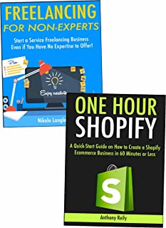 Create a Part-Time Income Source from Home: Freelancing on Fiverr & Shopify E-commerce Marketing