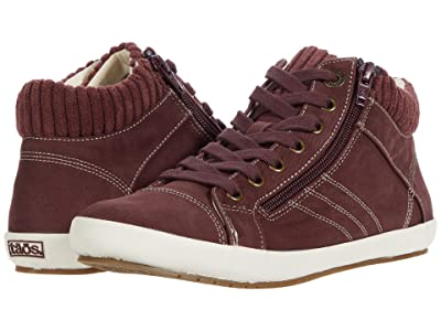 Taos Footwear Startup (Bordeaux Distress) Women