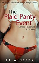 The Plaid Panty Event: College Schoolgirls in Trouble (English Edition)