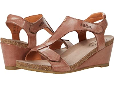 Taos Footwear Sheila (Dark Tan) Women