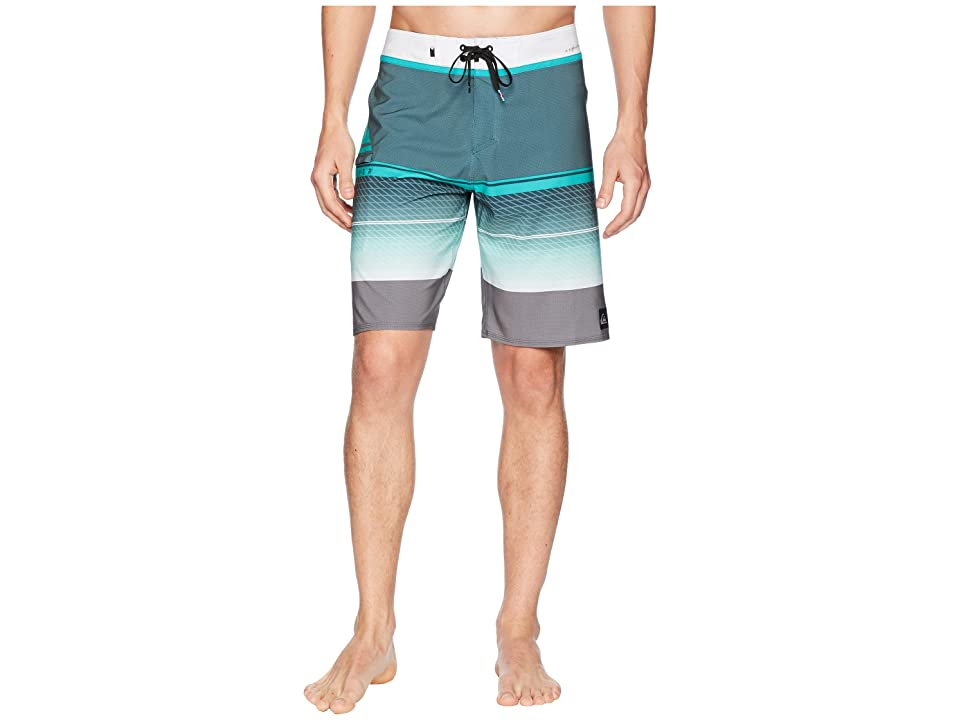 Quiksilver Highline Slab 20 Boardshorts (Atlantic Deep) Men