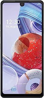 LG Stylo 6 أحادية SIM ذاكرة تخزين داخلية 64 جيجابايت + ذاكرة وصول عشوائي 3 جيجابايت (GSM فقط | بدون CDMA) Factory Unlocked...