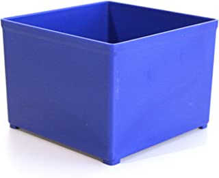 Festool 498040 Blue Plastic Compartments for T-LOC SYS, 3 Box