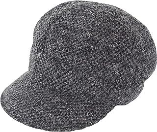 100%完全遮光 99%ではダメなんです!Rose Blanc(ロサブラン) 帽子 アイスランドウール キャスケット レディース UV帽子 秋冬モデル
