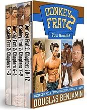 Donkey Frat 2: Full Bundle: A Megapack of Male Transformation Erotica!