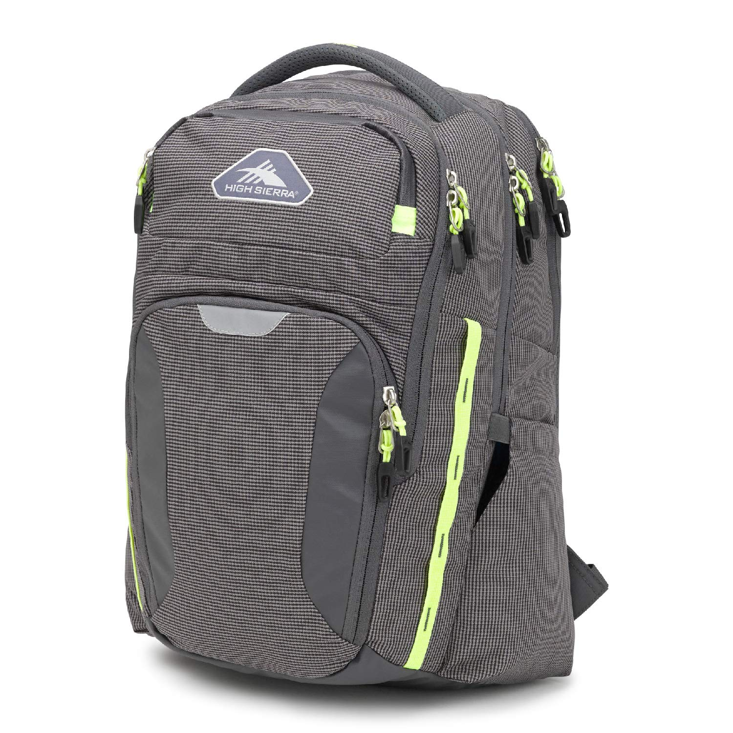 High Sierra Backpack Compartment Perfect