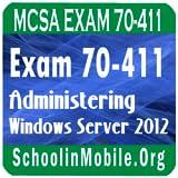 L'administration de Windows Server 2012 Examen 70-411