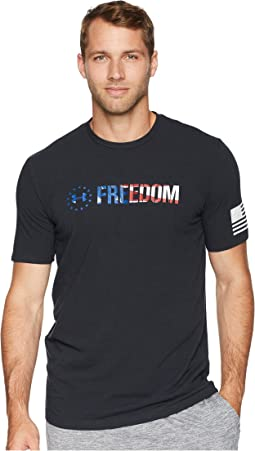 UA Freedom Chest Tee