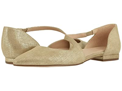 Naturalizer 27 Edit Heather (Taupe Metallic Linen Leather) Women