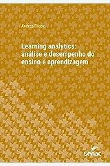Learning analytics: Análise e desempenho do ensino e aprendizagem (Série Universitária) eBook Kindle
