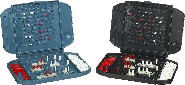 marcas de diseñadores baratos Hasbro Fun on the Run Battleship Battleship Battleship Travel Juego  suministro directo de los fabricantes