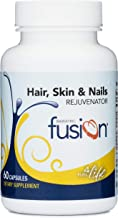 Bariatric Fusion ONE Per Day Bariatric Hair, Skin & Nails REJUVENATOR for Bariatric Surgery Patients Including Gastric Byp...