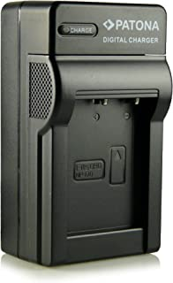 Patona - Cargador tipo NP-85 para Fuji Fujifilm Finepix F305 SL240 SL260 SL280 SL300 SL305 SL1000 etc.
