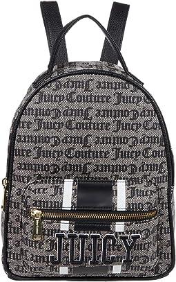 Gothic Stripe Backpack