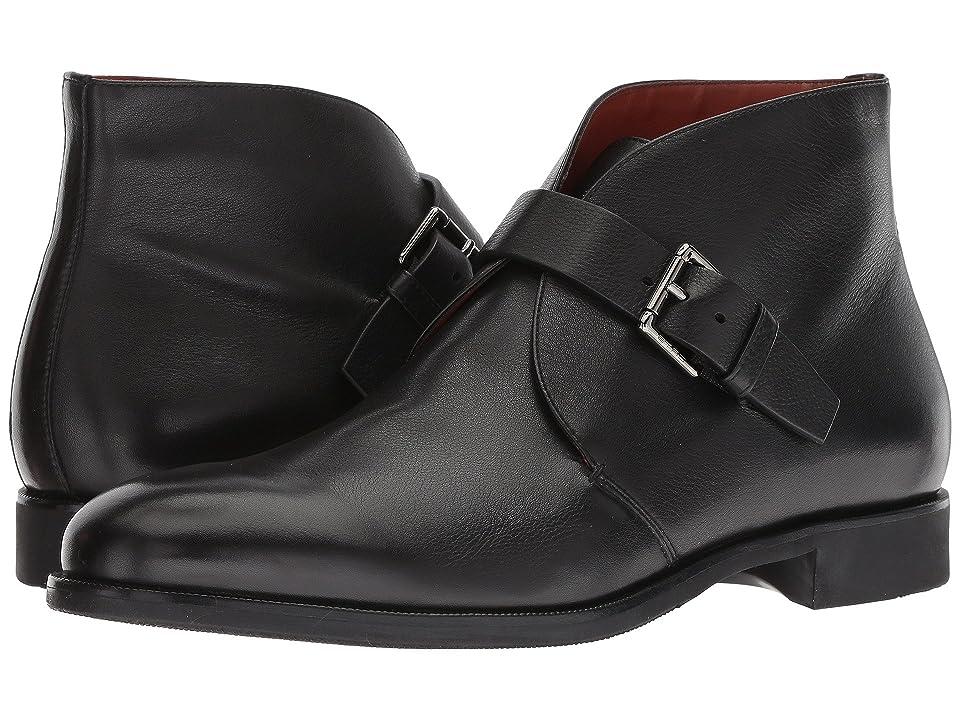 Etro Ankle Boot (Black) Men