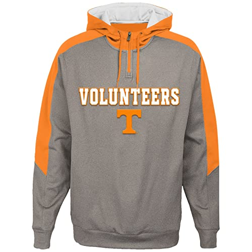 Team Options Outerstuff NCAA Youth Power Performance 1//4 Hoodie