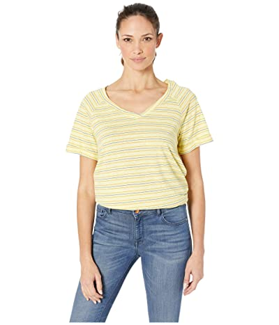 Columbia Summer Timetm T-Shirt II (Sunnyside Stripe) Women