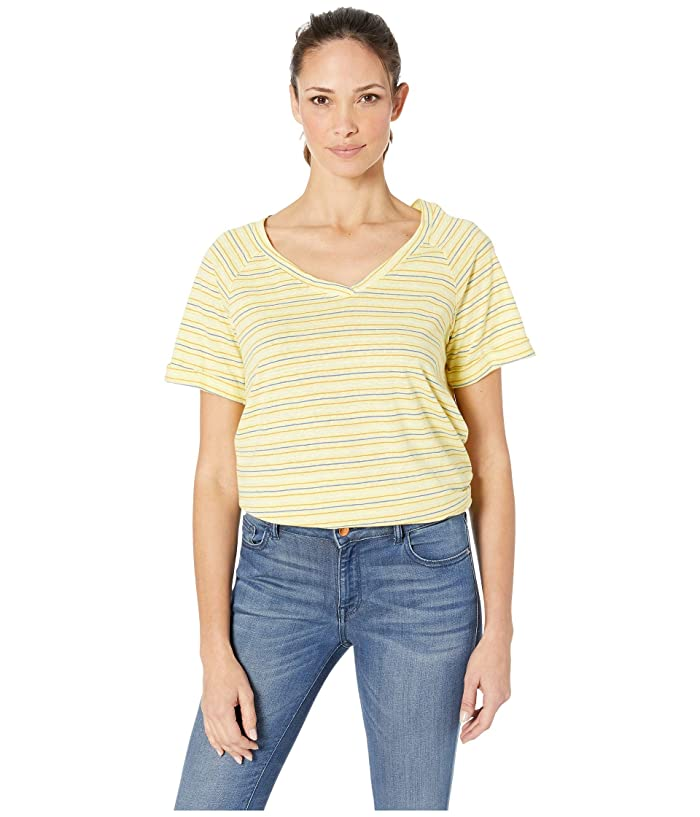 Columbia Summer Timetm T-Shirt II (Sunnyside Stripe) Women