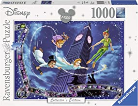 Ravensburger Disney Collector's Edition Peter Pan 1000pc Jigsaw Puzzle