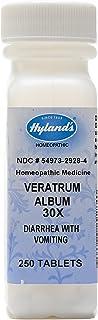 Hyland's Veratrum Album, 30X, Tablets, 250 Tablets