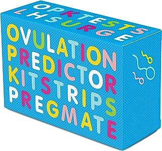 PREGMATE 25 Ovulation Test Strips Predictor Kit (25 LH)