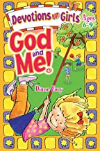 God and Me! Devotions for Girls Ages 6-9