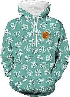 Animal Crossing Hoodie Kids Pullover Sweatshirt Cute Cartoon Printing Fashion Available in 6 Style