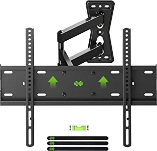 USX MOUNT TV Wall Mount,Full Motion TV Mount for Most 26-55 Inch TVs, Height Setting with Swivel and Tilt, TV Bracket Perf...