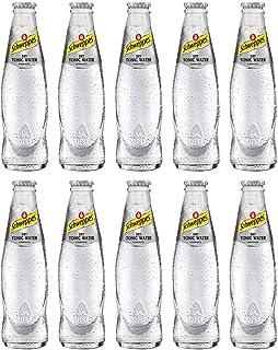 Schweppes - Dry Tonic Water - 10x0,2l inkl. 1,50€ MEHRWEG Pfand